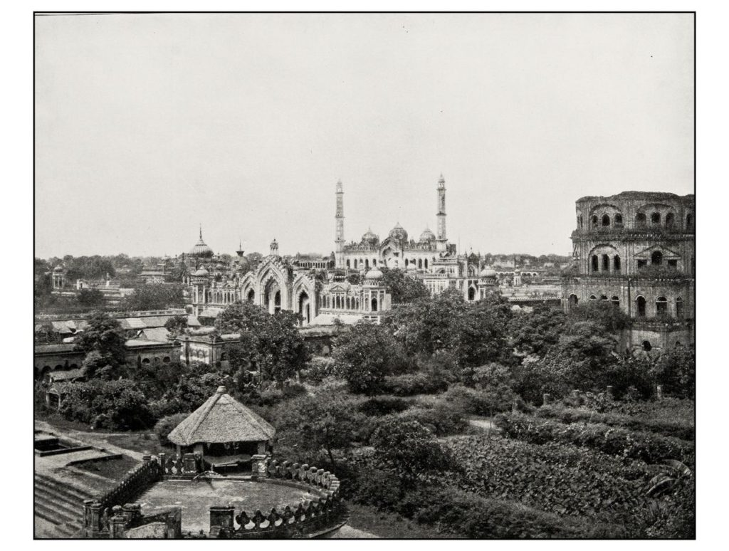 Old photos of Lucknow