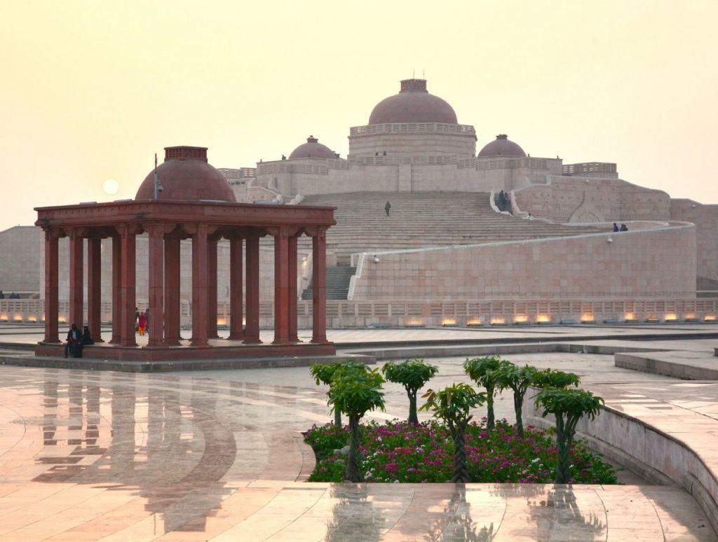 Ambedkar Memorial Park, Lucknow