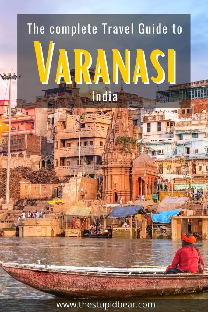 Travel Guide to Varanasi, India