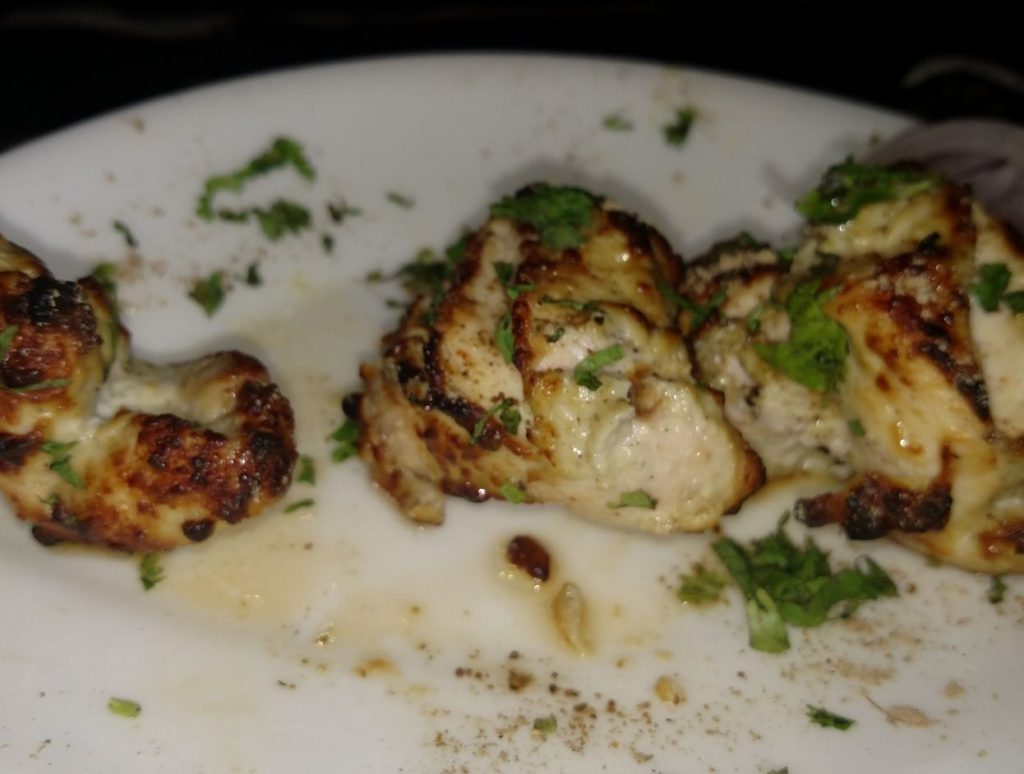 Kebabs in Lucknow