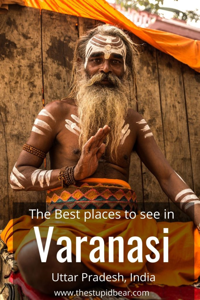 Places to see in Varanasi, India
