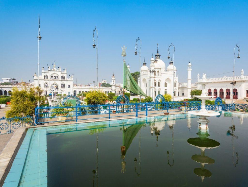 Other buildings around Chota Imambara, Lucknow