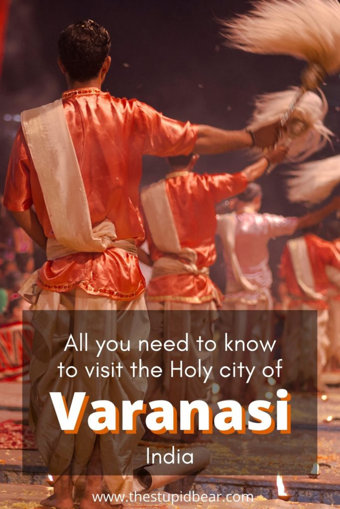 Things to do in Varanasi, India