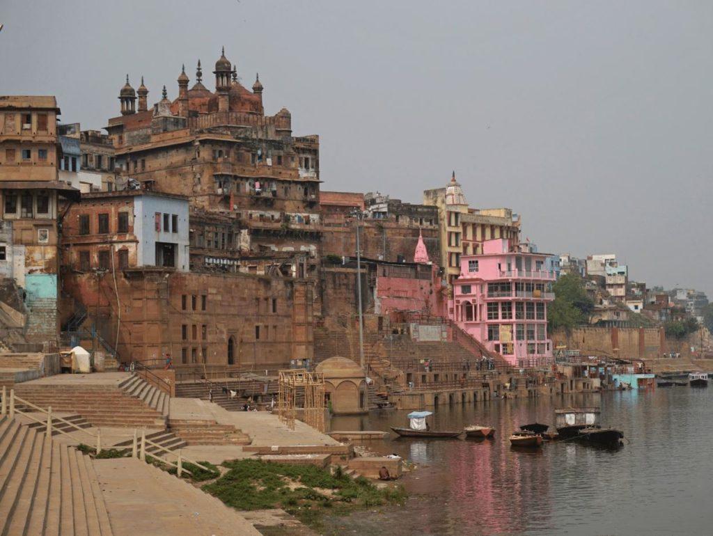 Alamgir mosque in Varanasi