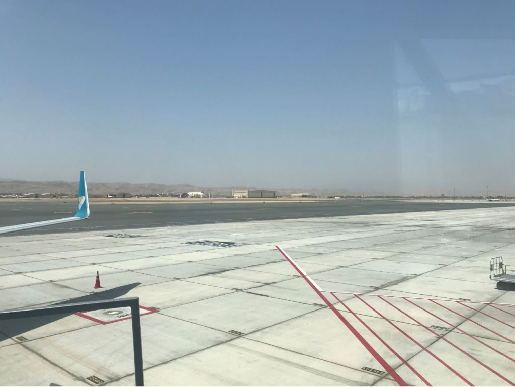 Amausi Airport in Lucknow