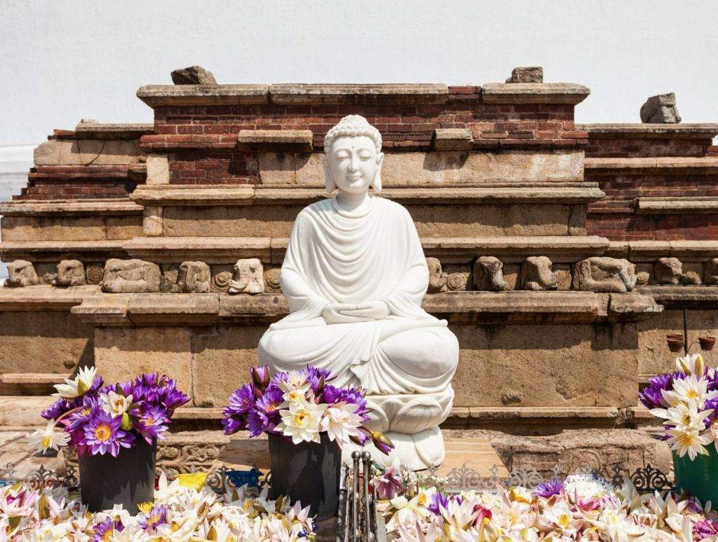 Anuradhapura historical city, Sri Lanka