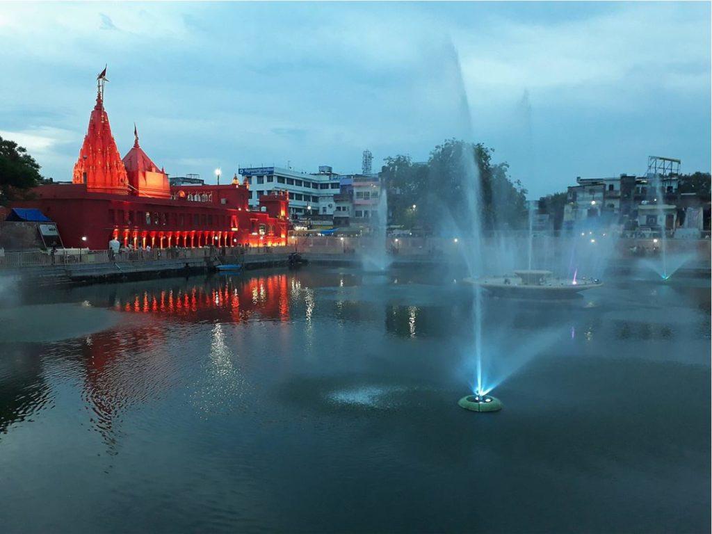 Durga Kund, Varanasi