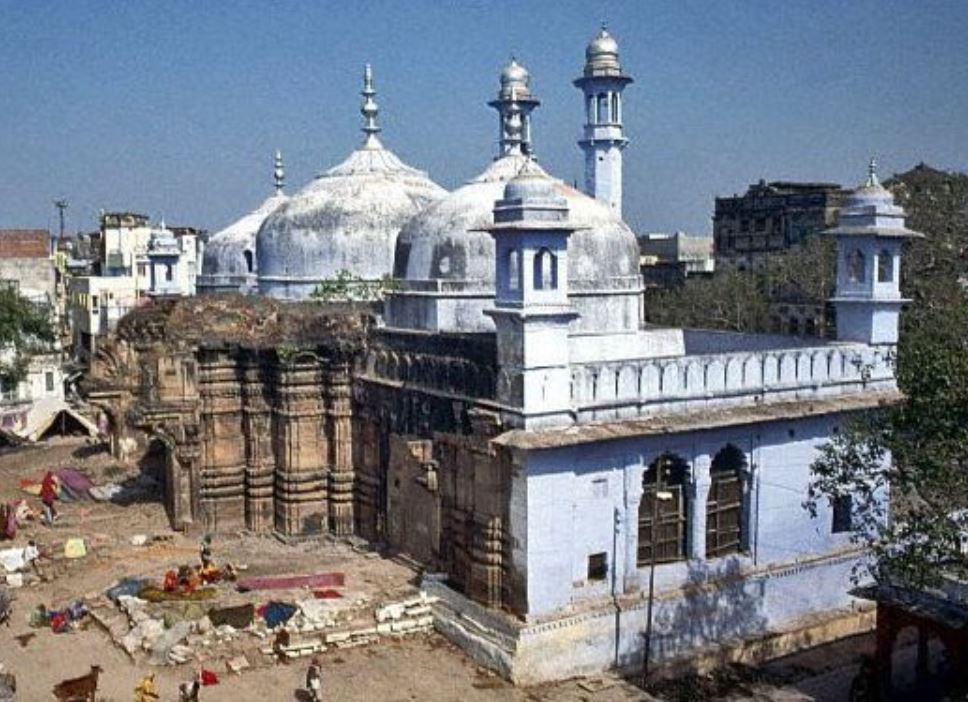 Gyanvapi mosque, Varanasi