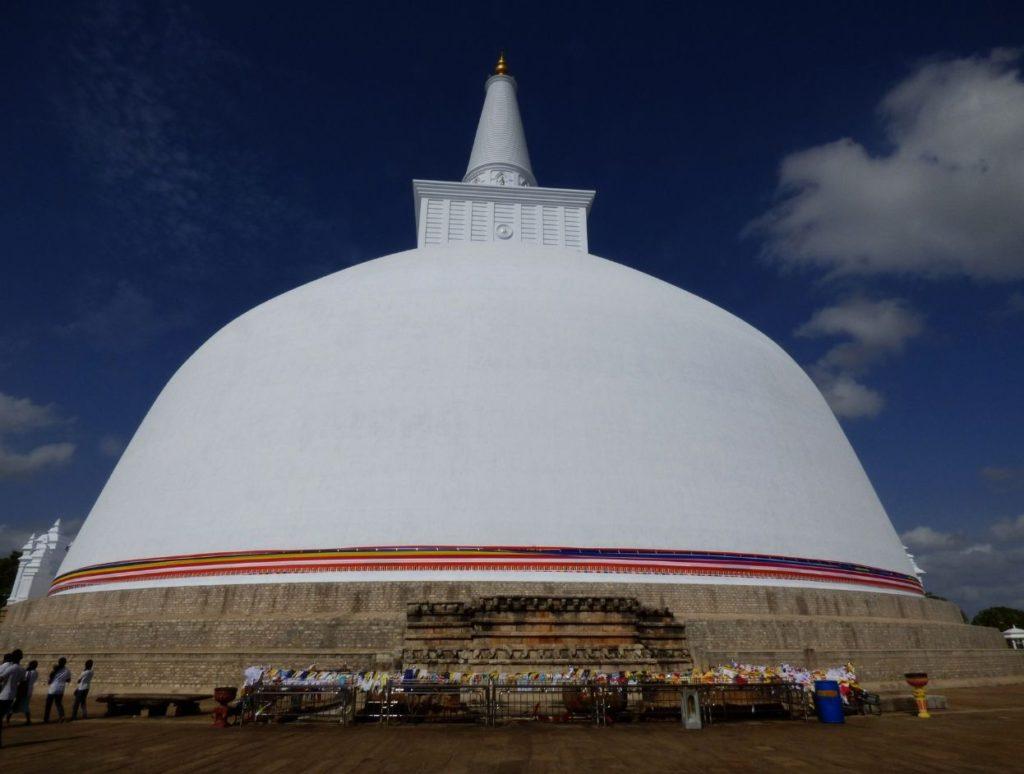 Ruwanwelisaya, Anuradhapura