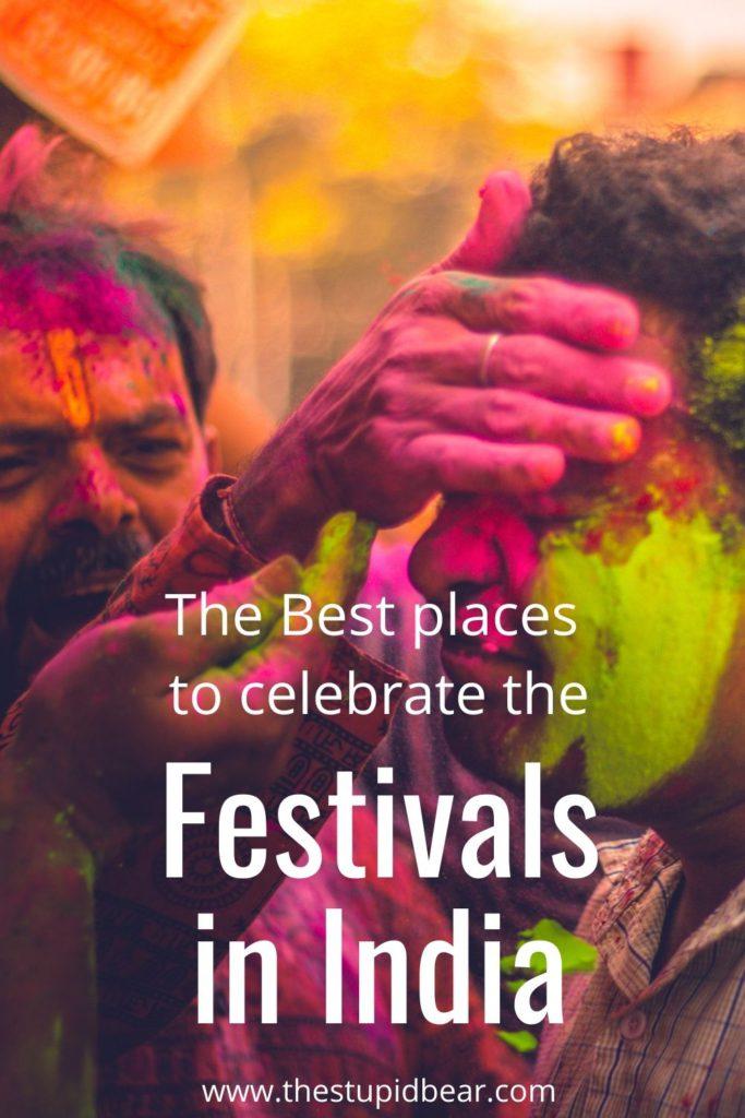 festivals in India travel blog
