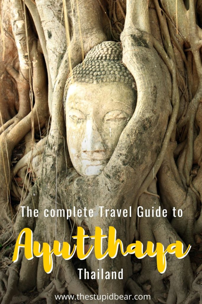 things to do in Ayutthaya, Thailand