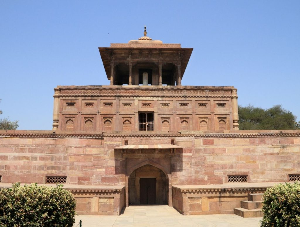 Tomb of Shah Begum, first wife of Jehangir