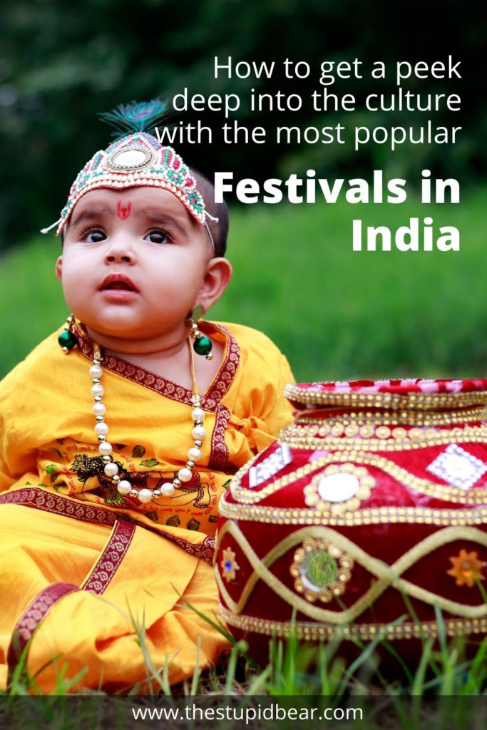 A list of the most popular festivals in India