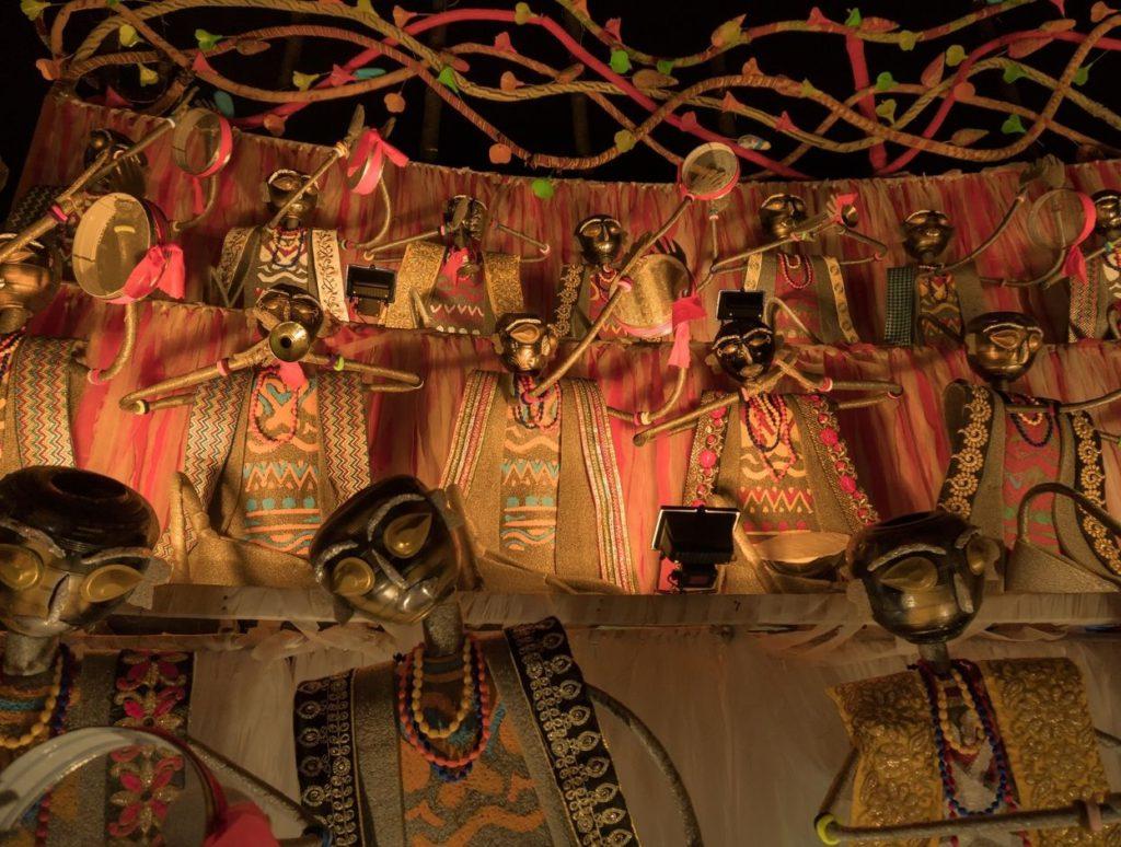 Durga Puja in Kolkata, India