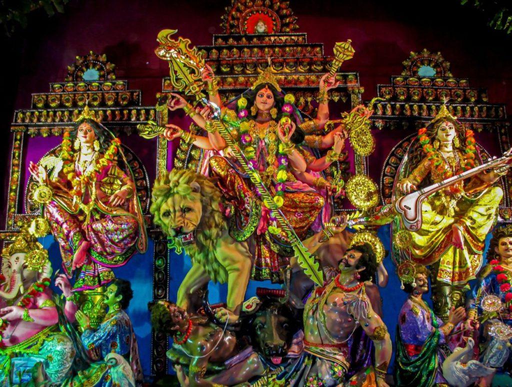 Durga Puja in India