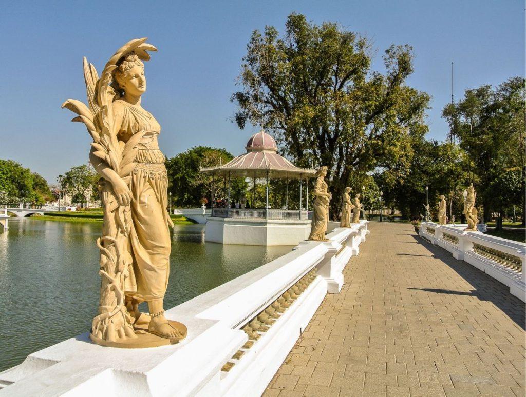 Bang Pa In Palace, Thailand