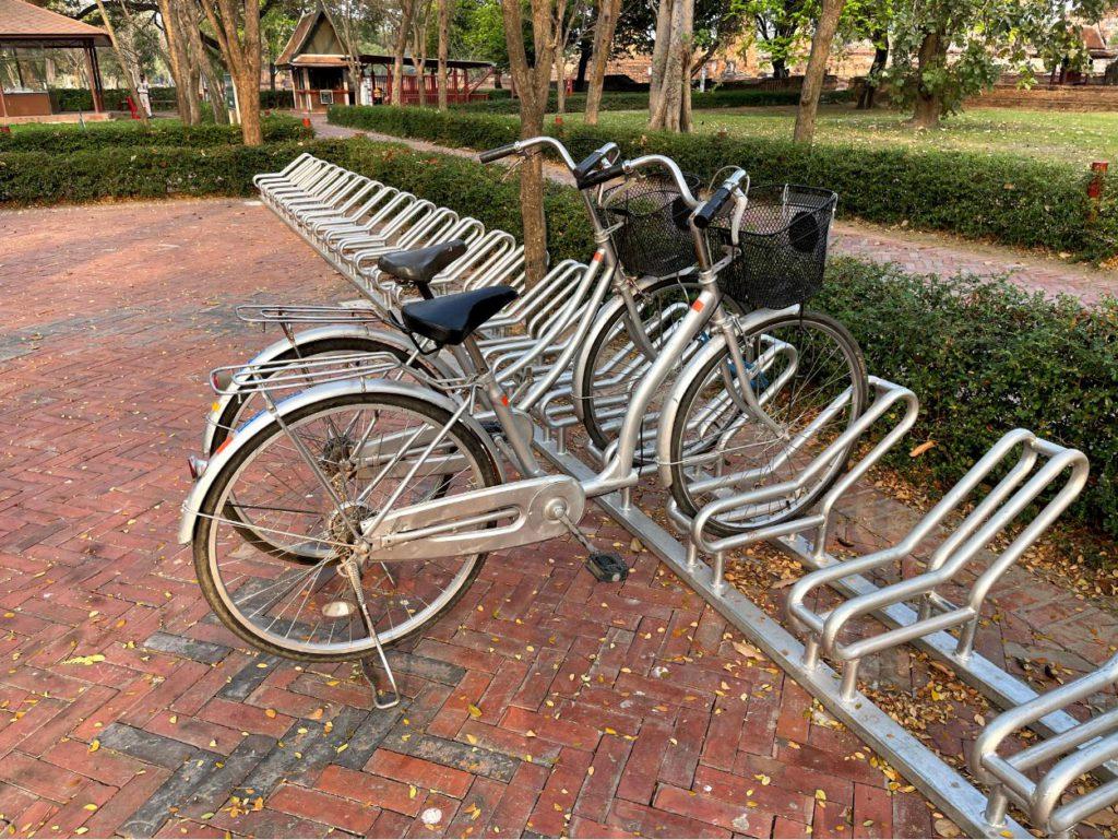 Cycles in Ayutthaya
