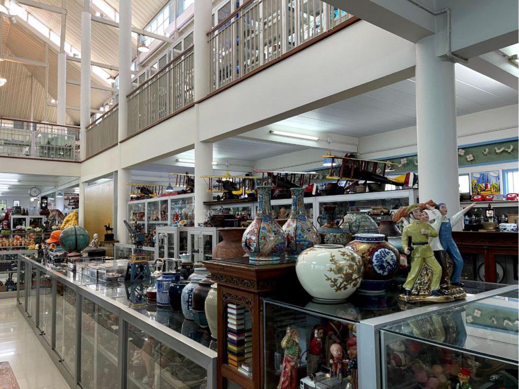 Inside million toy museum, Ayutthaya