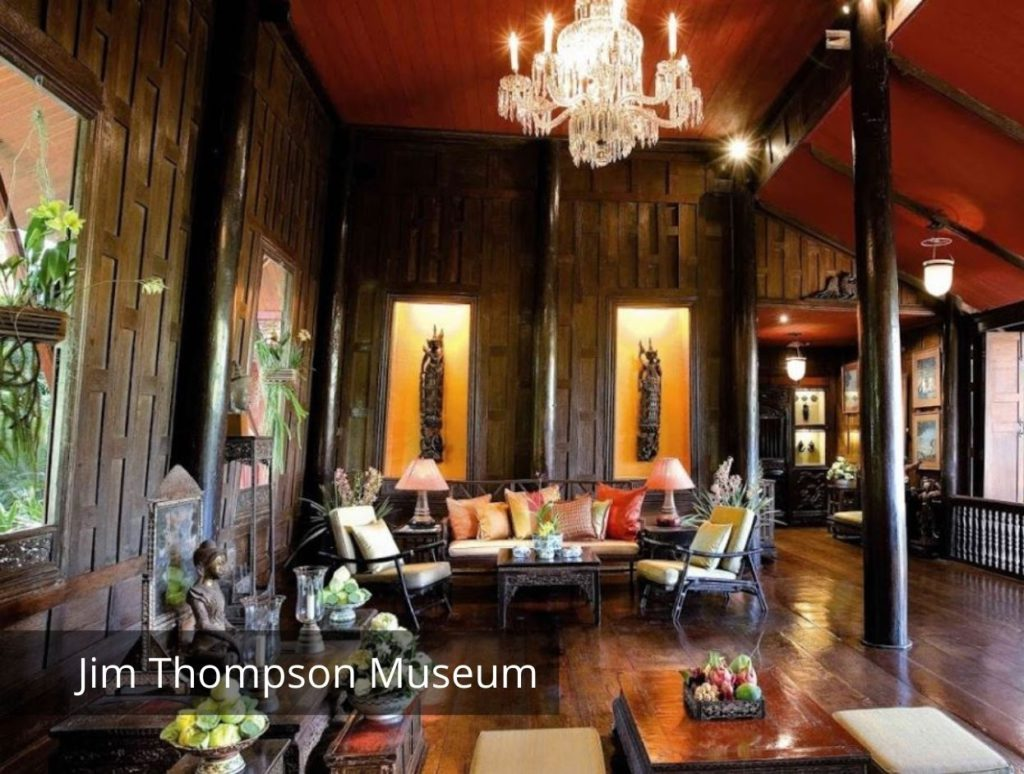 Jim Thompson Museum
