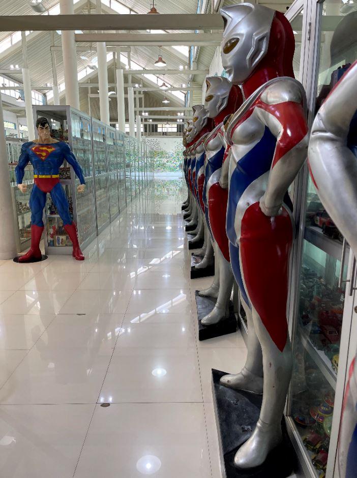 Million toy museum, Ayutthaya