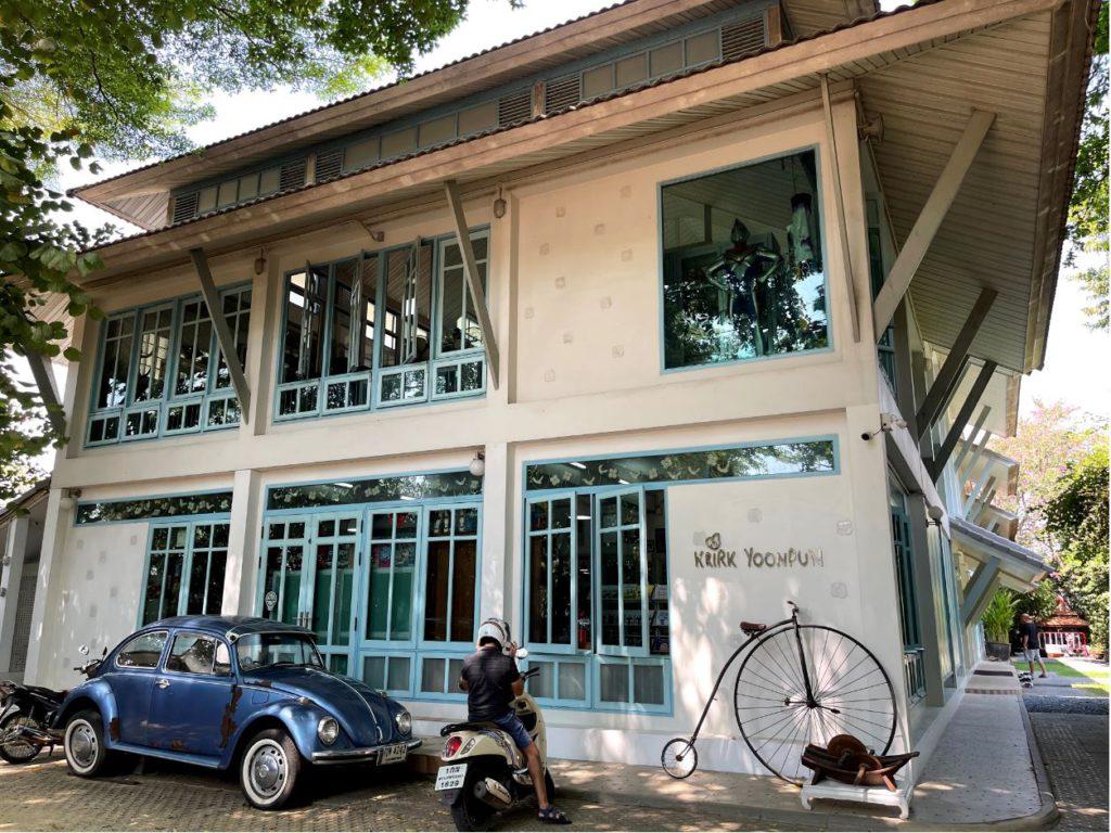 Million toy museum entrance, Ayutthaya