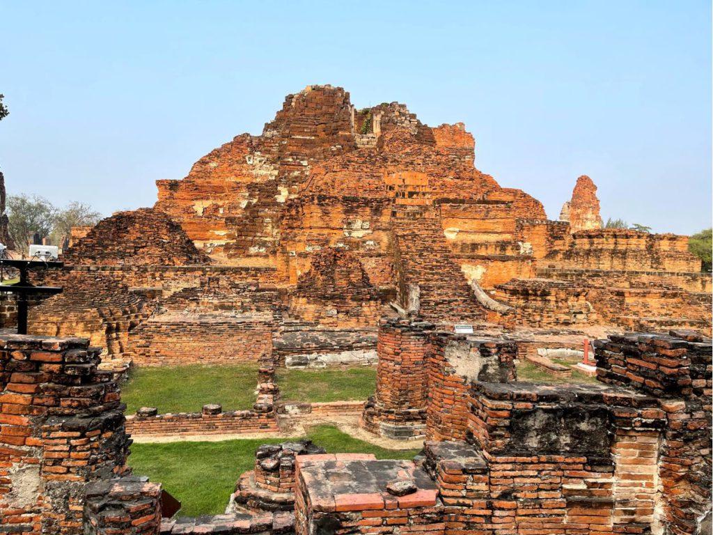 Ruins of Wat Maha That, Ayutthaya