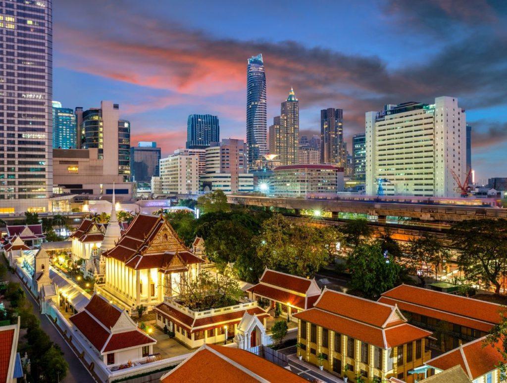 Siam Area, Bangkok