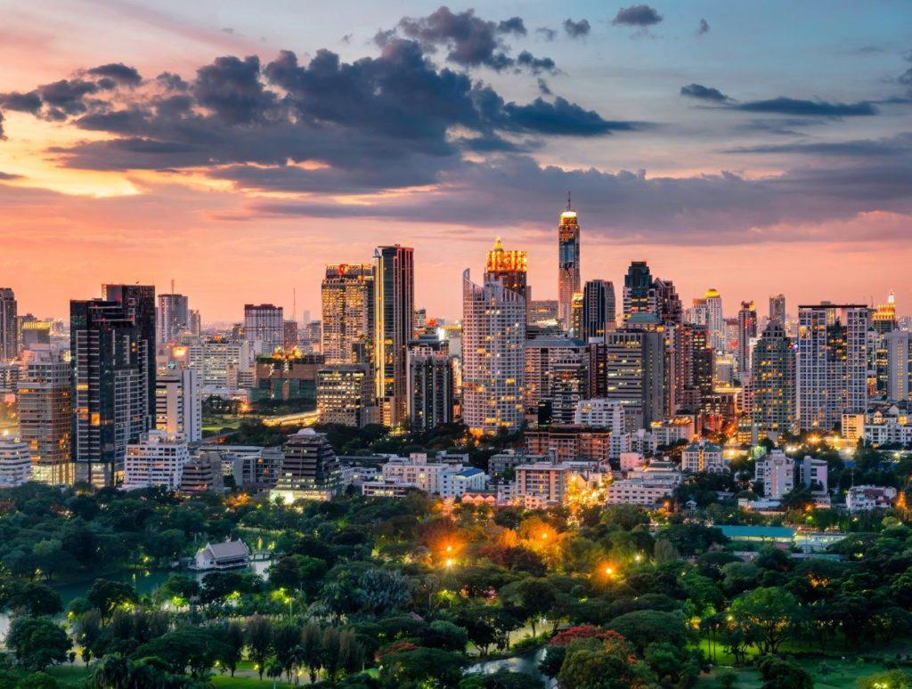Silom Area, Bangkok