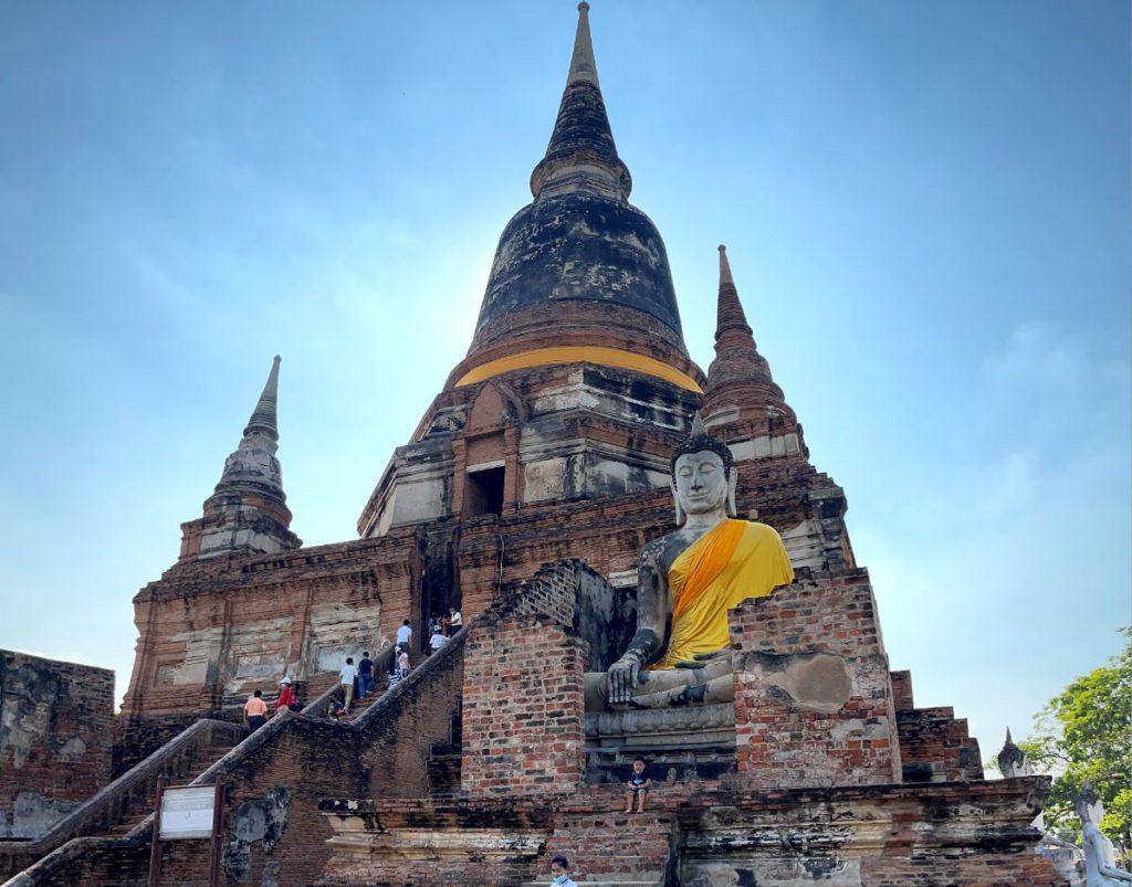 Wat Yai Chaimongkol, Ayutthaya