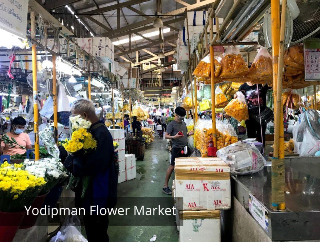 Yodipman Flower Market