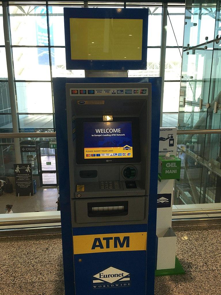Euronet Bancomat